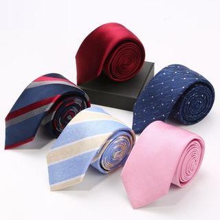 Silk Tie (various designs)