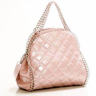Buy Kvoll Patent Quilted Shoulder Bag 1022463811
