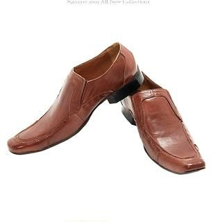 Buy MARTUCCI Stitch-Detail Leather Loafers 1020427500