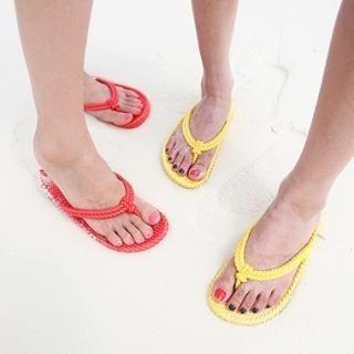 Buy HARU Rubber Flip Flops 1022794498
