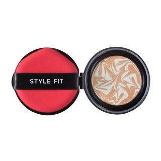 Make Up CLAIRES KOREA - DLA Style Fit Pact SPF50+ PA+++ Refill Only #23 Cover Beige