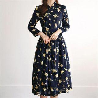 Floral | Dress | Print | Wrap | Tall