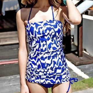 Set: Print Swim Top + Swim Shorts 1044799600