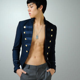 Picture of deepstyle Military Jacket 1021362905 (deepstyle, Mens Jackets, Korea)