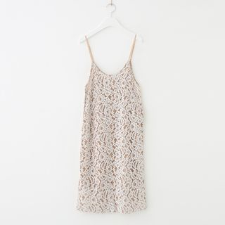 Lace Spaghetti Strap Dress 1059692617
