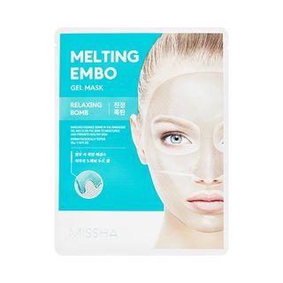 Melting Embo Gel Mask #Relaxing Bomb 1pc