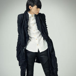 Picture of deepstyle Crinkled Long Coat 1021864531 (deepstyle, Mens Outerwear, Korea)