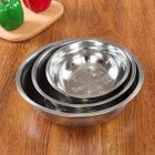 Stainless Steel Bowl 1596