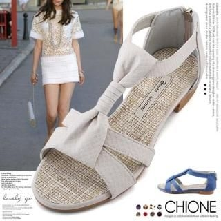 Buy Chione T-Strap Sandals 1022855659