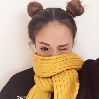 Ribbed Knit Scarf 1053126745