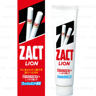 LION - Zakuto Zact Toothpaste 150g 1054897359
