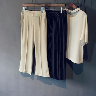 Boot-cut Pants 1050009804