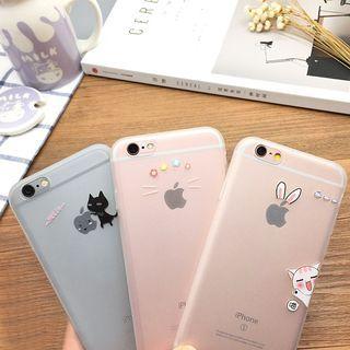 Print Mobile Case - iPhone 7 / 7 Plus / 6s / 6s Plus 1060295076