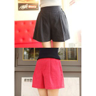A-Line Pleated Shorts 1596