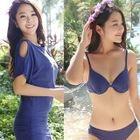 Set: Bikini + Cover-Up Dress 1596