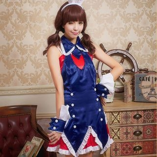 Waitress Party Costume 1061305707