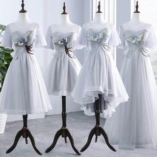 Short-sleeve   Wedding   Dress