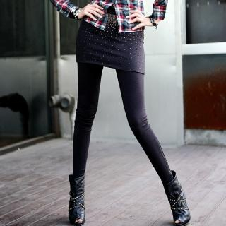 Picture of With Mocha Skirt with Leggings 1021383813 (With Mocha Pants, South Korea Pants)