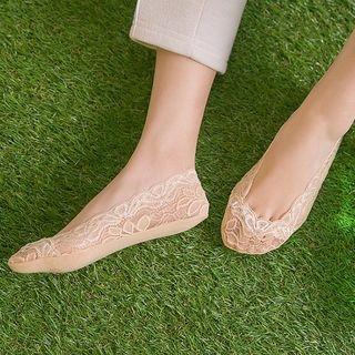 Lace No Show Socks 1058351299