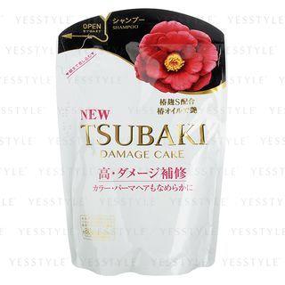 Shiseido - Tsubaki Damage Care Shampoo (Refill) 345ml 1054362538