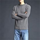 Ribbed Knit Sweater 1596