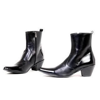 Picture of deepstyle Leather Boots 1022466105 (Boots, deepstyle Shoes, Korea Shoes, Mens Shoes, Mens Boots)