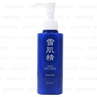 Kose - Sekkisei White Milky Wash 140ml/4.7oz