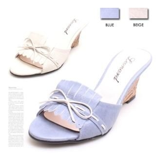 Buy Woorisin Wedge Mules 1022750676