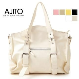 Buy AJITO Faux Leather Tote 1021091003