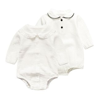 Baby Long-Sleeve Bodysuit