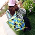 Color Block Backpack 1596