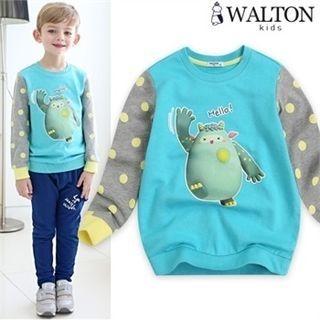 Color-Block Sweatshirt 1053328265