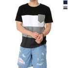 Short-Sleeve Color-Block T-Shirt от YesStyle.com INT