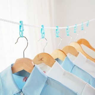 Clothes Line with Hook Color Chosen at Random - One Size 1055707544