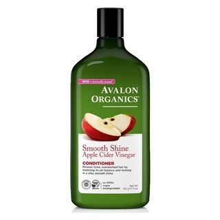 Avalon Organics - Smooth Shine Apple Cider Vinegar Conditioner 11 oz 11oz / 312g 1066761353