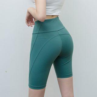 High-waist | Short | Yoga