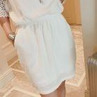 Short-Sleeve V-Neck Dress от YesStyle.com INT