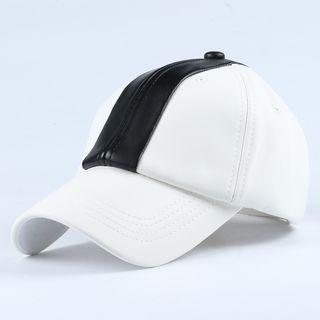 Color Panel Baseball Cap 1057780290