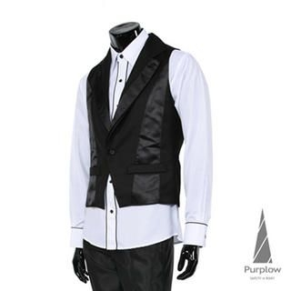 Buy Purplow Buttoned Vest 1012068850