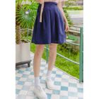 Short Pleated Hanbok Skirt 1596