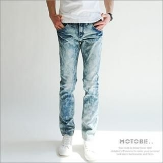 Buy MOTOBE Washed Jeans 1022686329