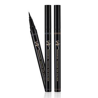ENPRANI - Inkronize Tension Pen Eyeliner (2 Colors) #01 Deep Black 1061829255