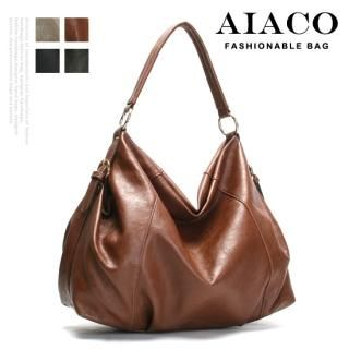 Picture of AIACO Faux-Leather Shoulder Bag 1021687344 (AIACO, Shoulder Bags, Korea Bags, Womens Bags, Womens Shoulder Bags)