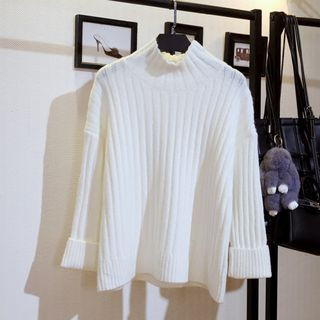 Rib Knit Sweater 1061266055