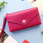Faux-Leather Mobile Pouch Wristlet от YesStyle.com INT