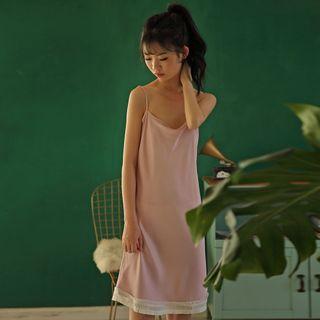 Spaghetti | Pajama | Strap | Dress