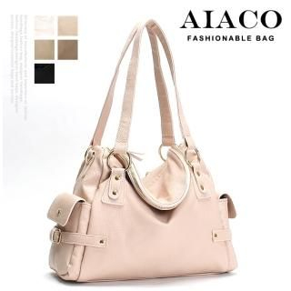 Picture of AIACO Faux-Leather Shoulder Bag 1022330757 (AIACO, Shoulder Bags, Korea Bags, Womens Bags, Womens Shoulder Bags)