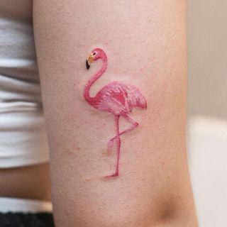 Temporary Tattoo Sticker