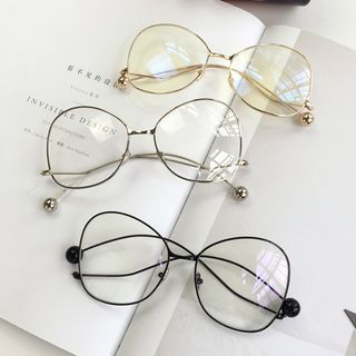 Metal Frame Glasses 1055795182