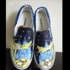 """Starry Sky"" Canvas Slip-Ons от YesStyle.com INT"